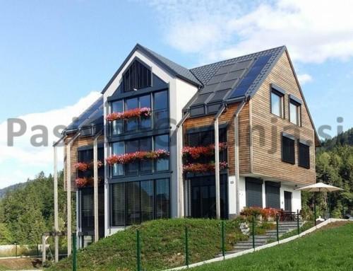 ECO Boutique Hotel AMS Beagle na Bledu – pasivni energetski standard