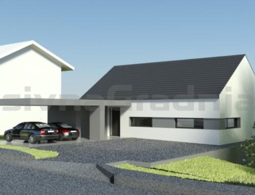 Pasivna hiša F – Krško