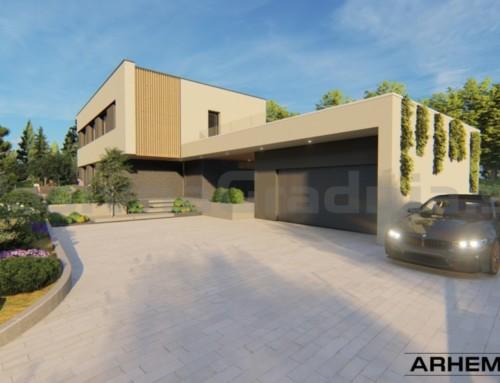 Pasivna hiša B – Dobova