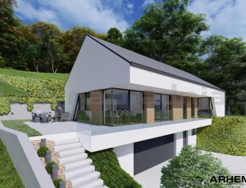 Pasivna hiša K – Žalna pri Grosuplju