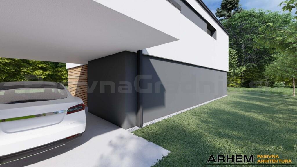 Pasivna hiša MA - Hotederščica 4