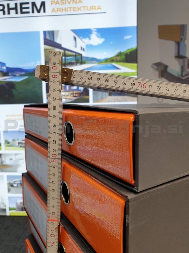 PZI projektna dokumentacija za dvostanovanjski objekt v Ljubljani 4