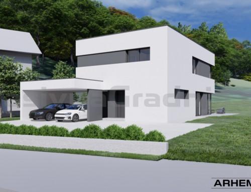 Pasivna hiša B – Škofljica